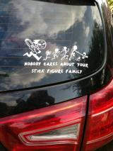 Family Bumper Stickers: Love or Loathe?