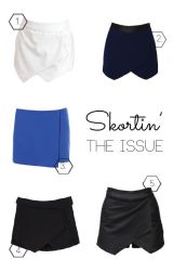 Skorts. Remember Them?