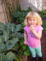 5 Good Reasons to Get your Kids Gardening