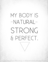 My Body is Perfect